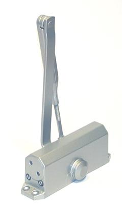 DORMA TS 68 RF до 80 кг.C фиксацией.Цвет:белый,серый,коричневый,золотой.