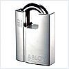 Представлены моделями с диаметром дужки 5, 8, 10, 14 и 15 мм, с обычным или удлиненным корпусом для защиты дужки.