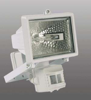 Галогенный светильник с датчиком движения В5SL