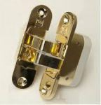 Скрытые петли Koblenz Kubica 6700 (SX левая) (DX правая) золото