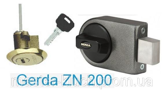 Замок накладной ZN 200